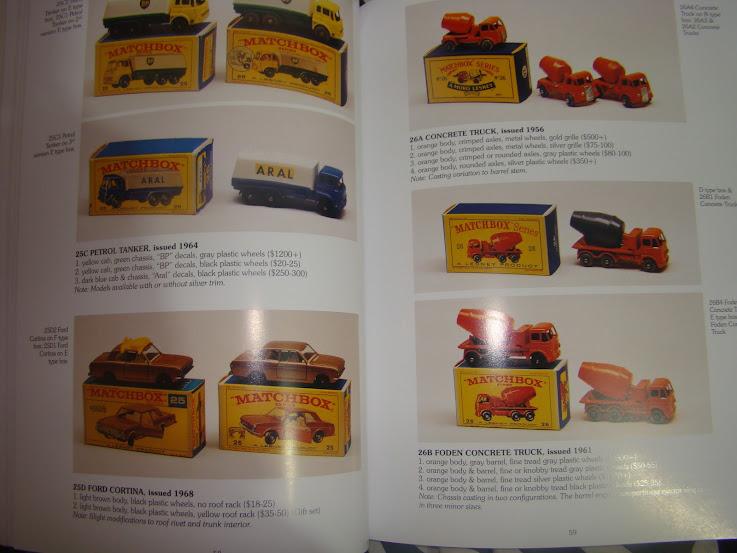 Libro Matchbox Regular Wheels DSC05634
