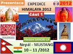 NEPAL HIMALAJE 2012 Mustang část 1