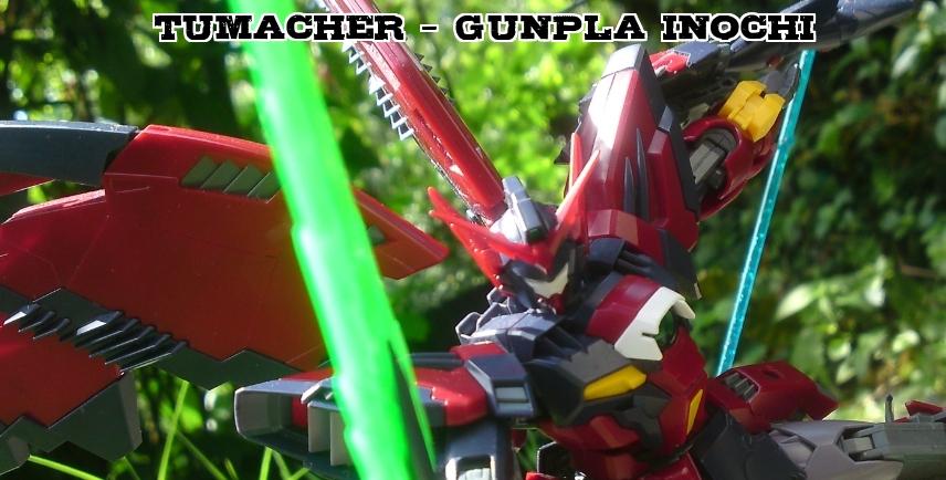Tumacher - Gunpla Inochi