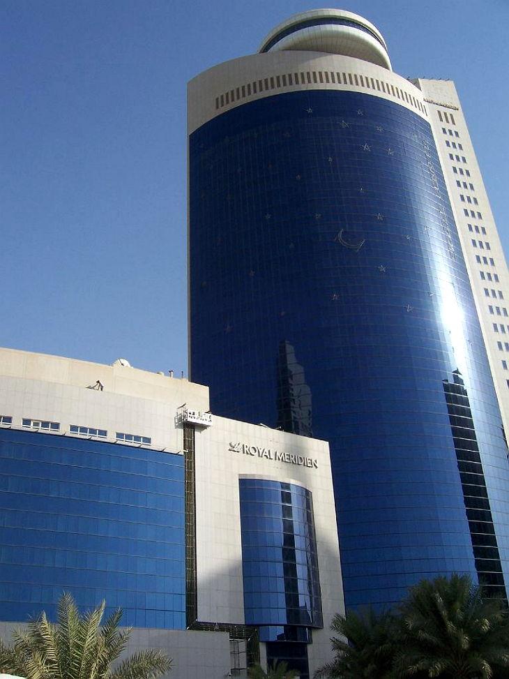 Le Royal Meridien, Abu Dhabi
