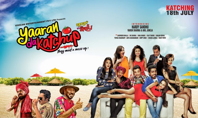 Yaaran Da Katchup (2014) Punjabi Movie