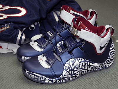 Complete History of the Nike LeBron James Shoe Line