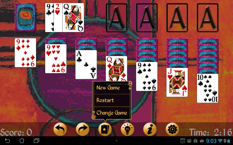 Solitaire MegaPack for Android