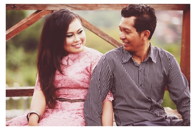 Lucky hakim wedding