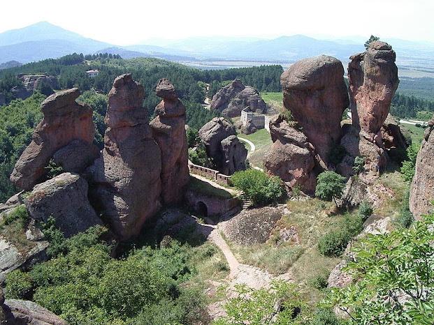 Stara planina (vrh Botev 2376m), Belogradčik i Trojanski manastir 19. do 21. oktobar 2012.