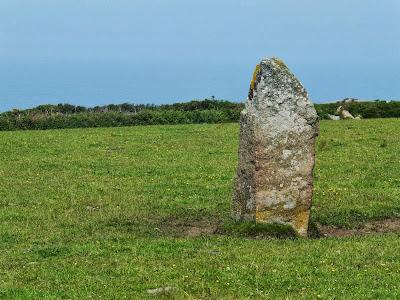 Porthmeor Standing Stone