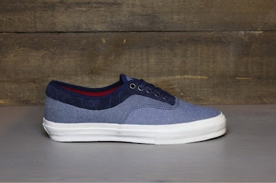 de67b74736b70f Vans Vault Authentic Nomad Rand LX. The Vans  Vault  collection are in  three colors gunmetal