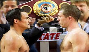 Resultado video pelea Marquez Sergey 14 Abril