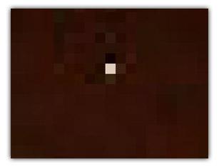 Битый пиксель увеличенный