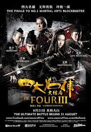 The Four Final Battle 2014