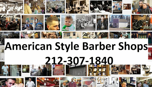 Speedy Road Test Ny: American Style Barber Shop: 212-307-1840