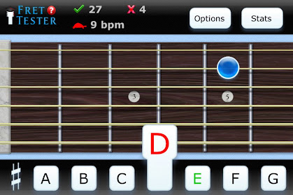 Fret Tester screenshot