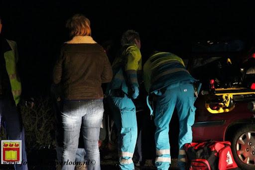 Automobilist gewond bij eenzijdig ongeval op de grens overloon venray 11-12-2012 (2).JPG