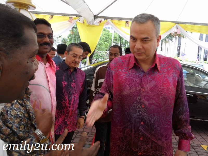 Malaysia Day celebrations Ipoh