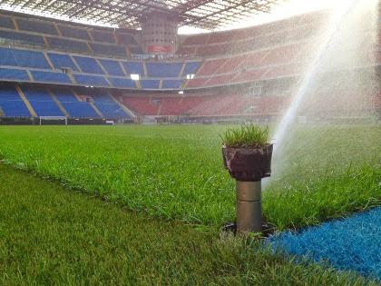Irrigazione San Siro