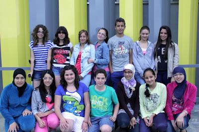 2ª promoció de mediadors i mediadores curs 2011-12
