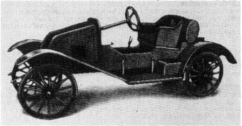 Lad's Car