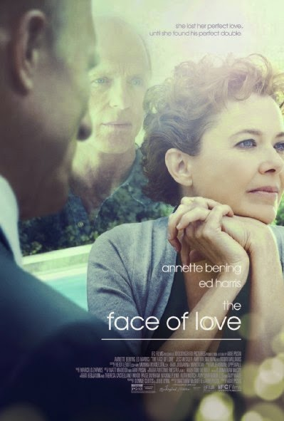 Poster Of English Movie The Face of Love (2013) Free Download Full New Hollywood Movie Watch Online At Alldownloads4u.Com