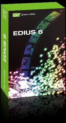 Edius ver 6.01 video editing rcutle