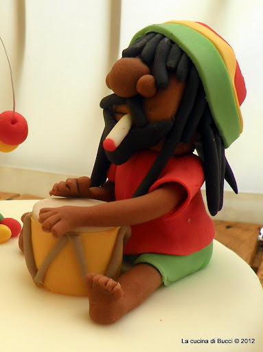 Bob Marley in pdz