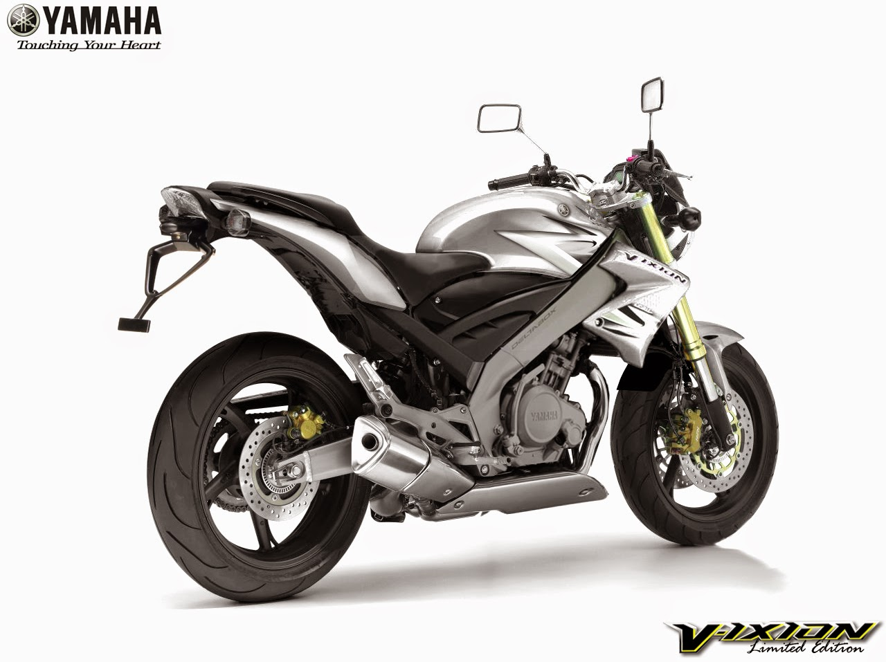 Yamaha Xeon Gt 125 Modifikasi