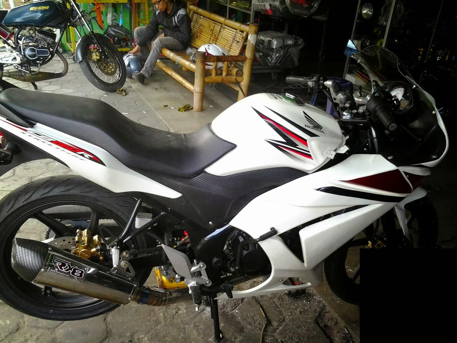 Koleksi Gambar Sepeda Motor Verza Terbaru Codot Modifikasi