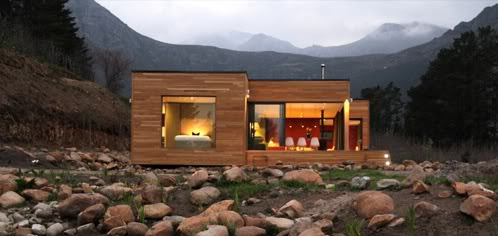 Sistema modular Ecomo, casas prefabricadas.