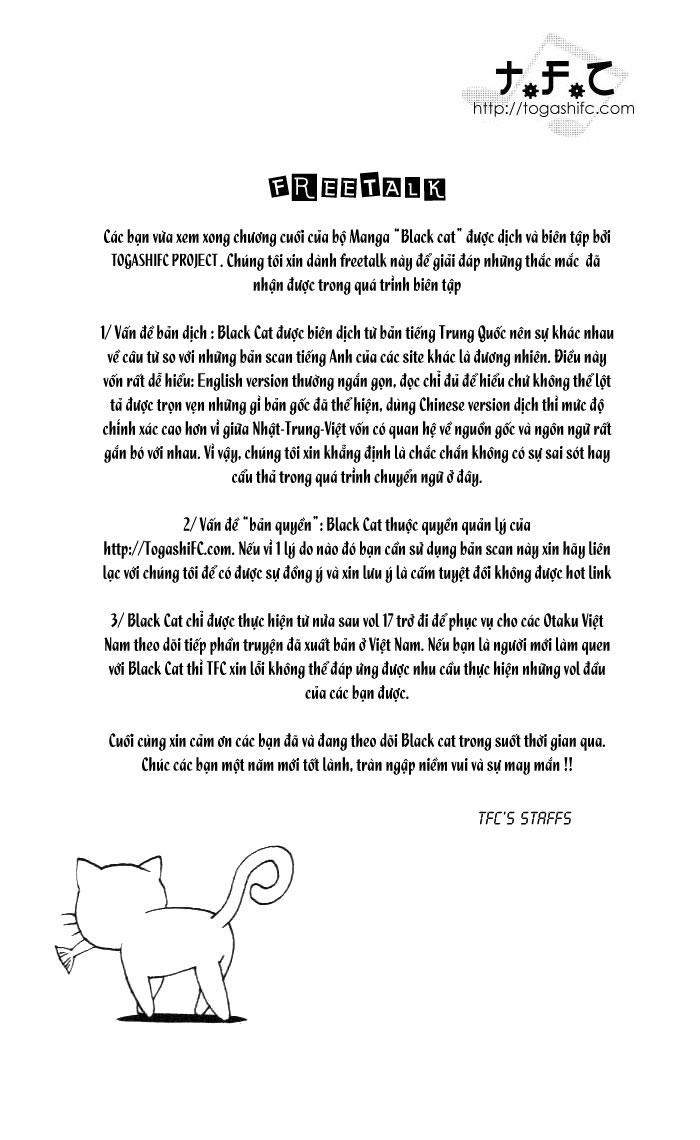 Black Cat Chap 185 - Truyen.Chap.VN