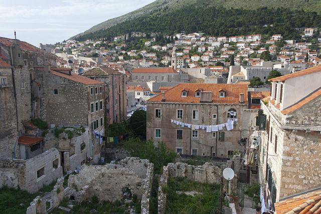 Dubrovnik-Ruinas