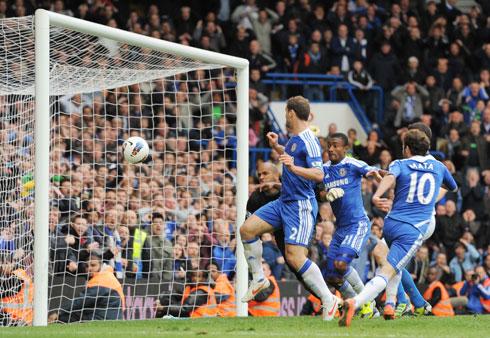 Juan Mata, Chelsea - Wigan