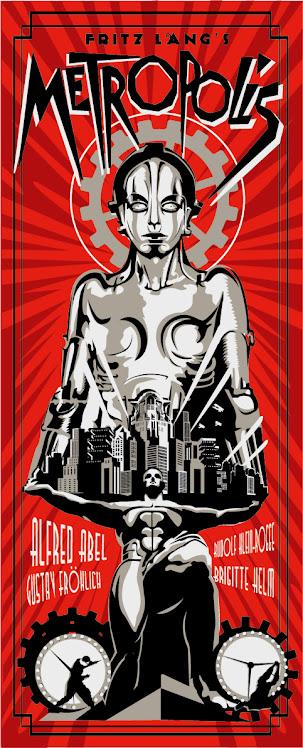 Fritz Lang Metropolis