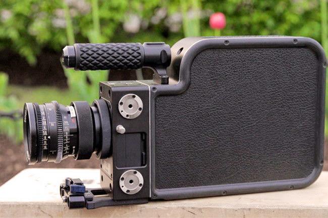 SI-2k Black Betty, una cámara de vídeo con un Mac Mini en su interior