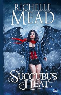 [Mead, Richelle] Georgina Kincaid - Tome 4: Succubus Heat Succubus+heat