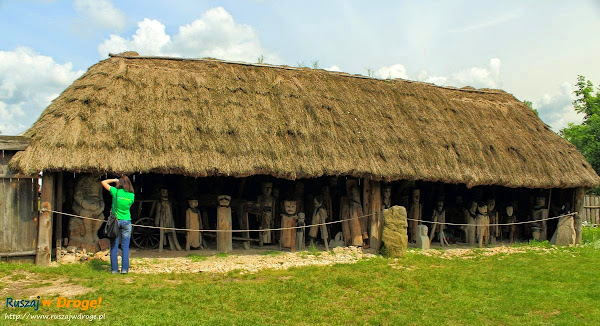 muzeum wsi kieleckiej w Tokarni