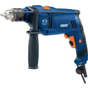 Buy Draper 76215 230-Volt 810-Watt Hammer Drill