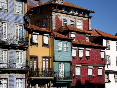 Houses in Porto Portugal