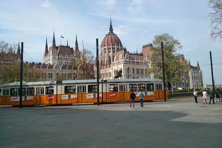 Newly Renovated Parliament: Politics, Conflict, Culture: Contemporary Budapest in Context