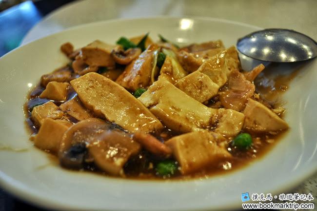 鄉之味川菜館家常豆腐