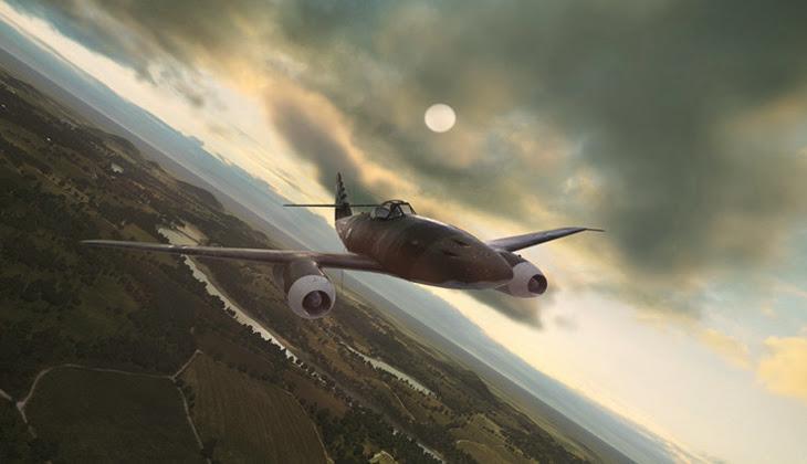 Chiến đấu cơ hoành tráng trong World of Warplanes - Ảnh 33