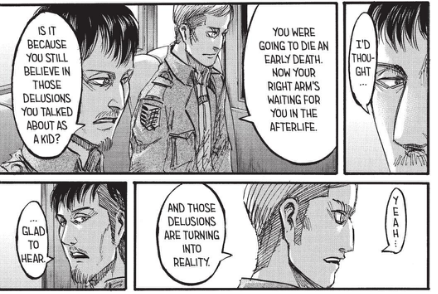 Attack on Titan Chapter 53 Image 5