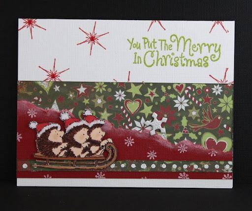 Dorans kreative welt - Wwf weihnachtskarten ...