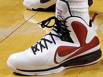 timeline 120127 shoe lebron9 homepe 2011 12 Timeline