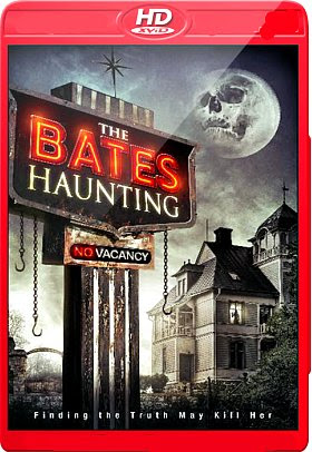 Filme Poster The Bates Haunting HDRip XviD & RMVB Legendado