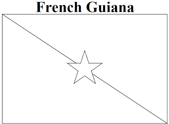 french flag coloring pages - photo#32