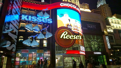 Hershey's Chocolate World at New York New York Casino