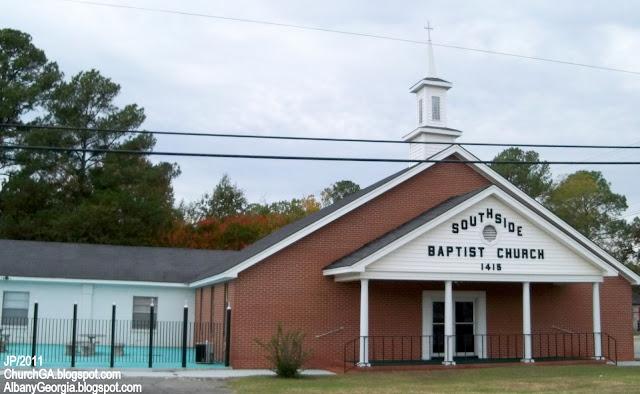 Church Radium Springs Rd.