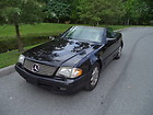 1996 Mercedes-Benz SL320 Base Convertible 2-Door 3.2L