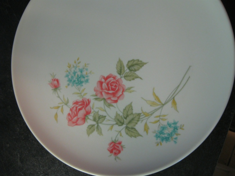 & First A Dream: Texas Ware - Melamine Dishes from the 50u0027s