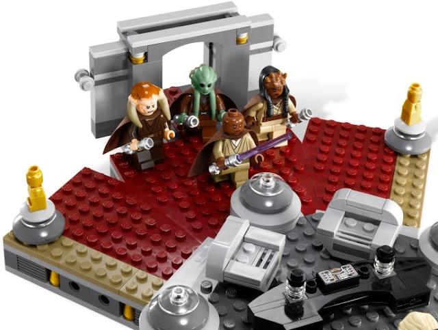 9526 レゴ パルパティーンの逮捕