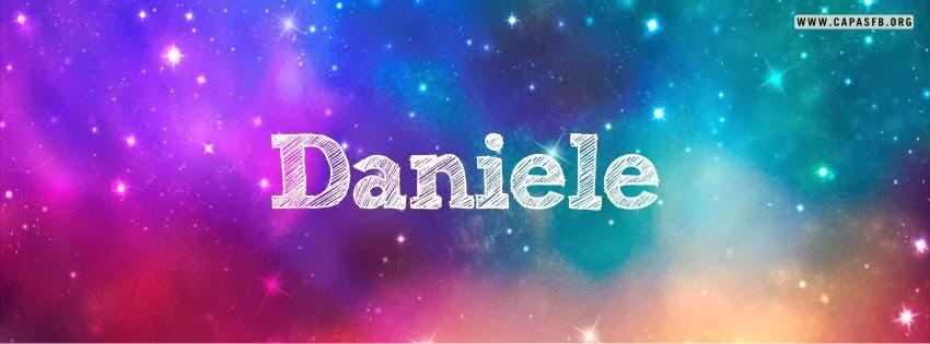Capas para Facebook Daniele